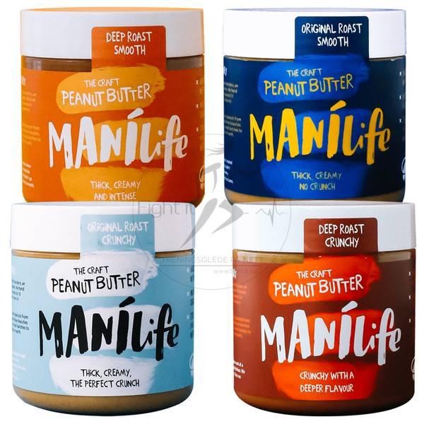 Bilde av Manilife - Peanut Butter - Original Roast Smooth 295g