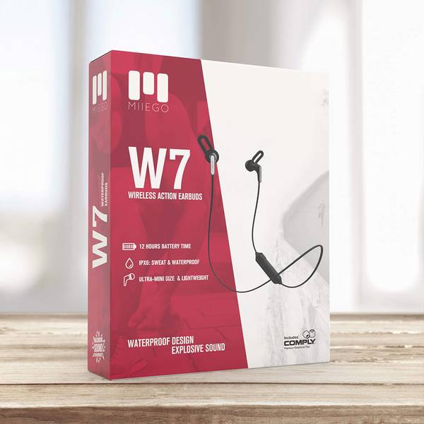 Bilde av Miiego - W7 Wireless Action Earbuds
