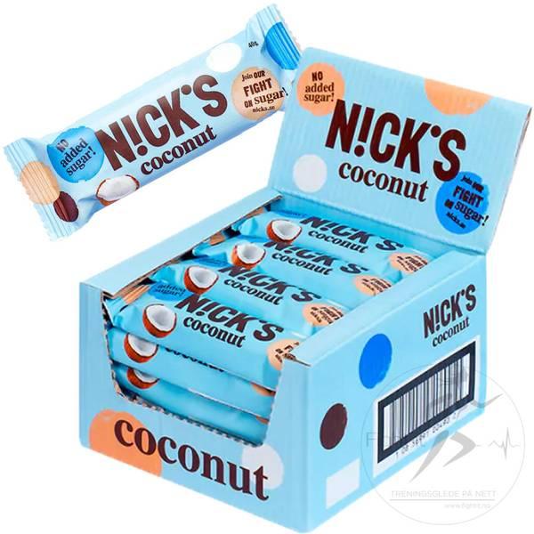 Bilde av Nicks - Coconut 40g