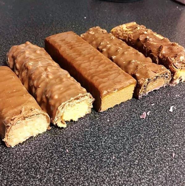 Bilde av Nutramino Proteinbar - Crispy Chocolate Brownie 64g