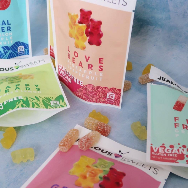 Bilde av Jealous Sweets - Happy Bears 40g