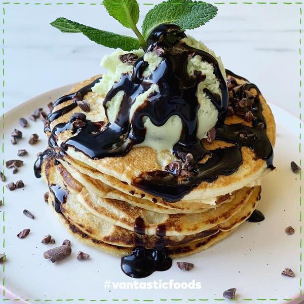 Bilde av Vantastic Foods - Pancake Mix 180g