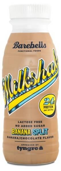 Bilde av Barebells - Protein Milkshake - Banana  Split 330ml