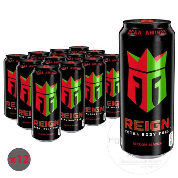 Bilde av Reign Total Body Fuel - Sour Apple 500ml