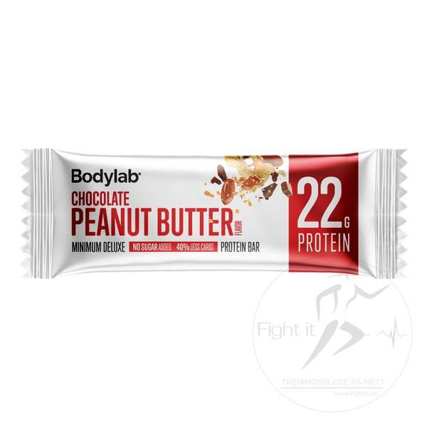 Bilde av Bodylab Minimum Deluxe - Chocolate Peanut Butter 65g