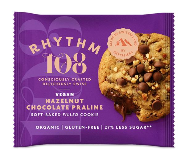 Bilde av Rhythm 108 - Chocolate Peanut Butter Cookie 50g
