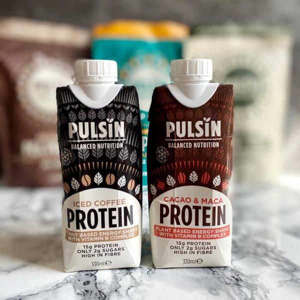 Bilde av Pulsin - Iced Coffee Protein Shake (12x330ml)