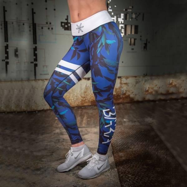 Bilde av BARA Sportswear - Dark Night Tights