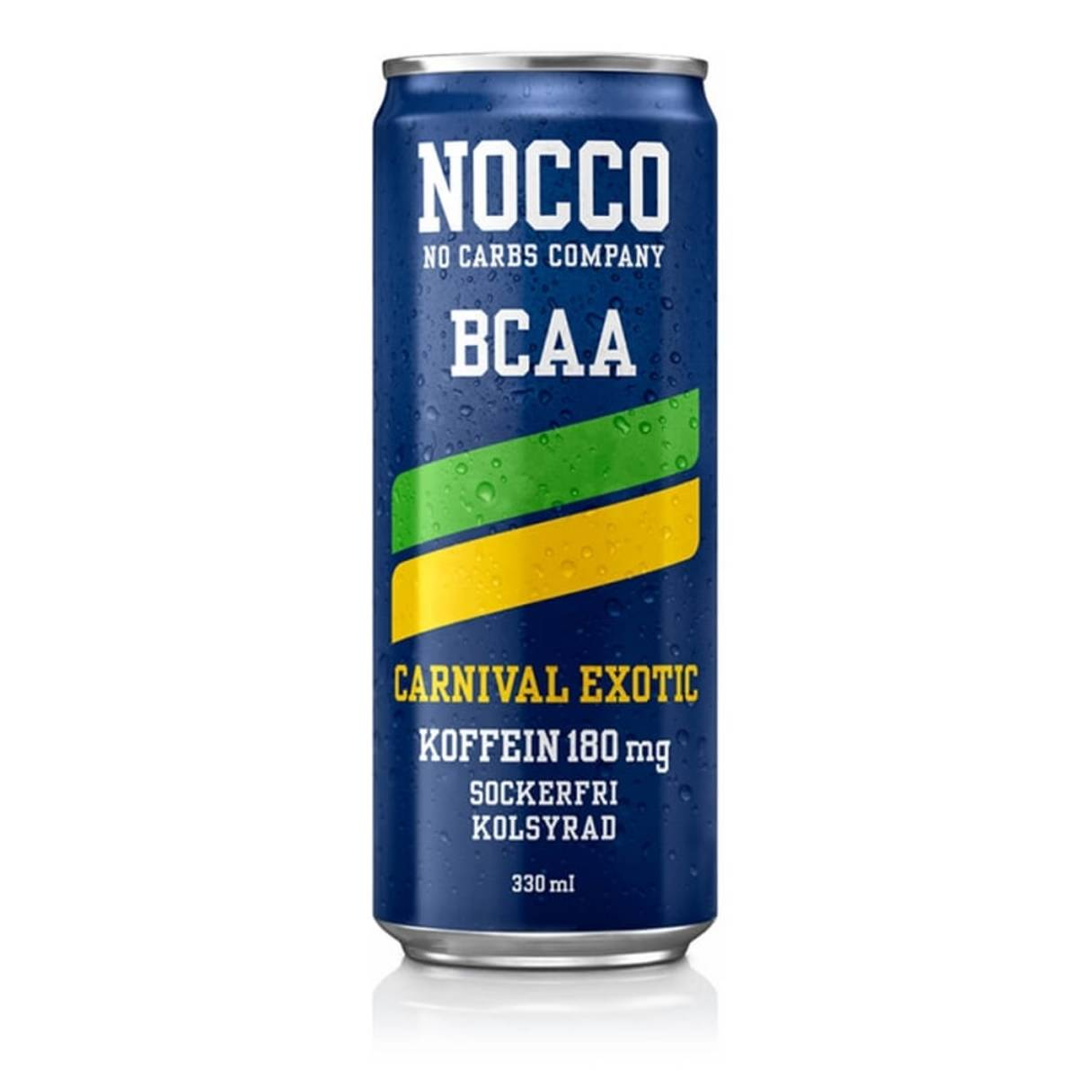 Nocco BCAA - Carnival Exotic 330ml