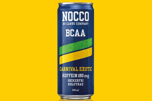 Bilde av Nocco BCAA - Carnival Exotic 330ml