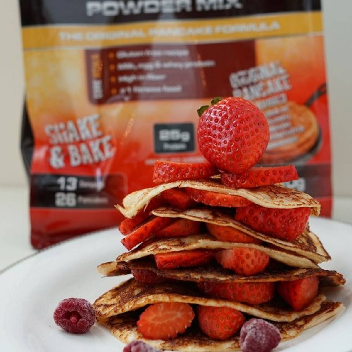 PF - Protein Pancake 910g