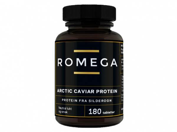 Bilde av Romega - Arctic Caviar Protein 180kap.