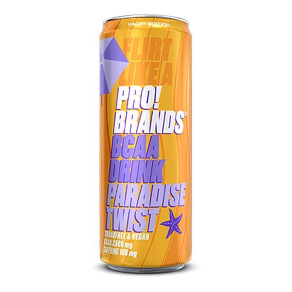 Bilde av Pro!Brand - BCAA Pink Lemonade 330ml