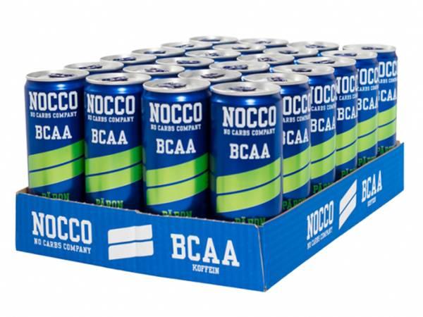 Bilde av Nocco BCAA - Pære 330ml