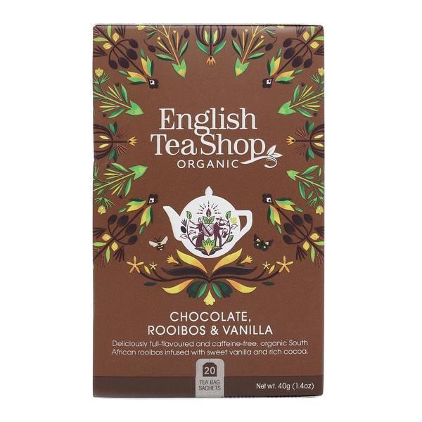 Bilde av English Tea Shop - Chocolate, Rooibos & Vanilla