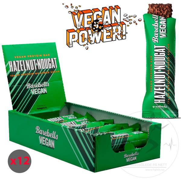 Bilde av Barebells - Vegan Proteinbar - Chocolate Dough 55g