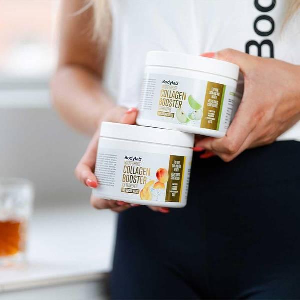 Bilde av Bodylab - Collagen Booster - Ice Tea Peach 150g