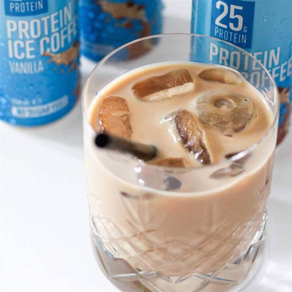 Bilde av Bodylab - Protein Ice Coffee MIX (24x250ml)