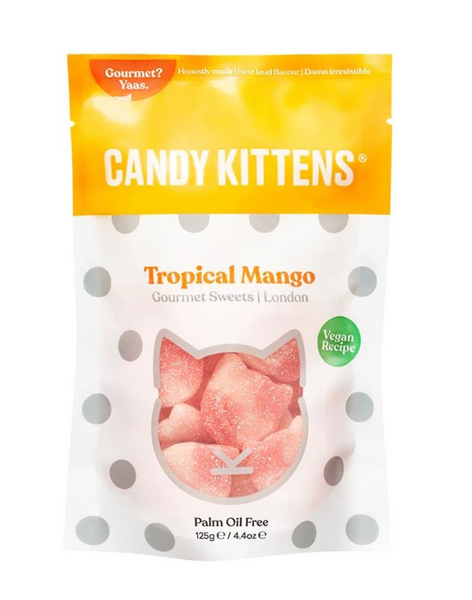 Bilde av Candy Kittens - Tropical Mango 125g