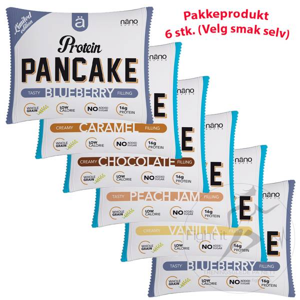 Bilde av Nano ä - Protein Pancake (6x45g)
