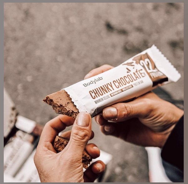 Bilde av Bodylab Minimum Deluxe - Chocolate Peanut Butter (12x65g)