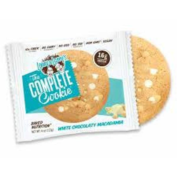 Bilde av Lenny & Larry`s Complete Cookies - White Chocolate 113g