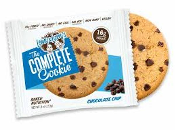 Bilde av Lenny & Larry`s Complete Cookies - Chocolate Chip 113g