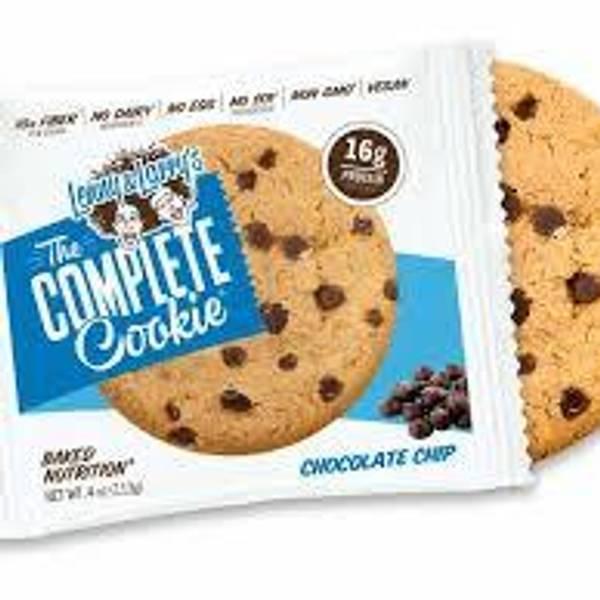 Bilde av Lenny & Larry`s Complete Cookies - Chocolate Chip 113g