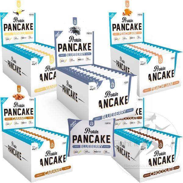 Bilde av Nano ä - Protein Pancake (12x45g)