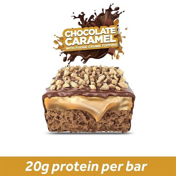 Bilde av Battle Bites - Chocolate Caramel 62g