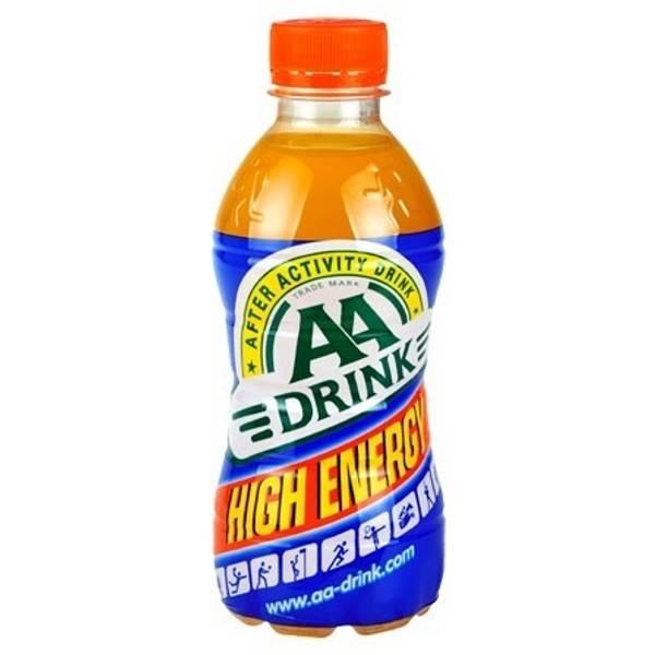 Bilde av AA Drink - High Energy 330ml