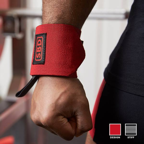 Bilde av SBD - Wrist Wraps Flexible