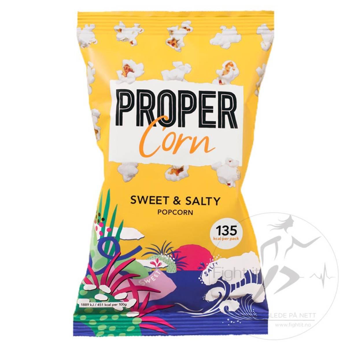ProperCorn - Peanut Butter & Almond 25g