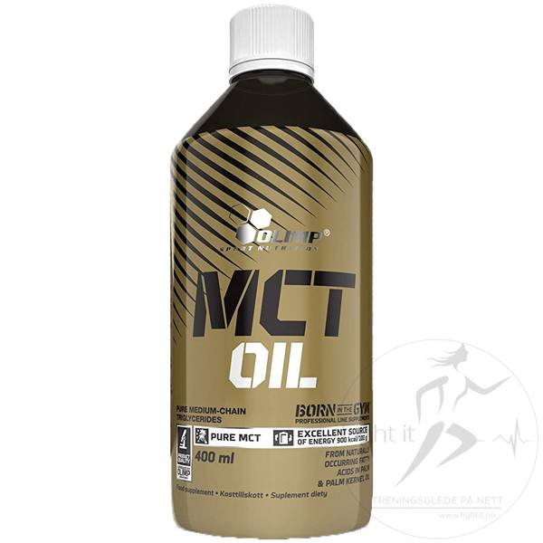 Bilde av Olimp - MCT Oil 400ml