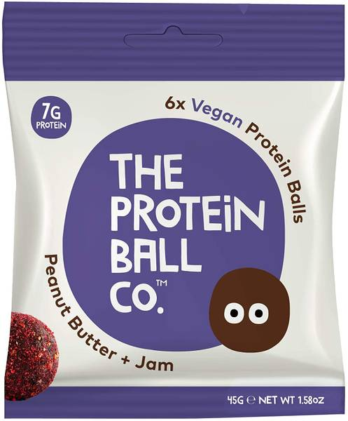Bilde av The Protein Ball CO - Breakfast Balls Hazelnut + Cacao 45g