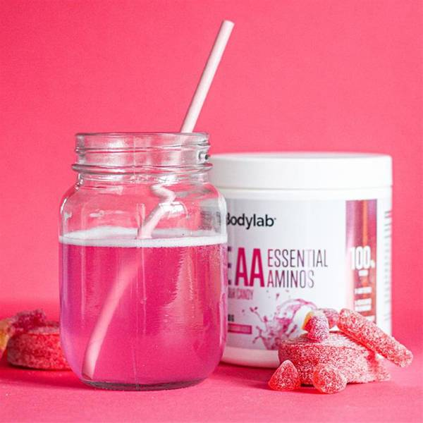 Bilde av Bodylab - EAA Essential Aminos - Smakspakke (3x300g)