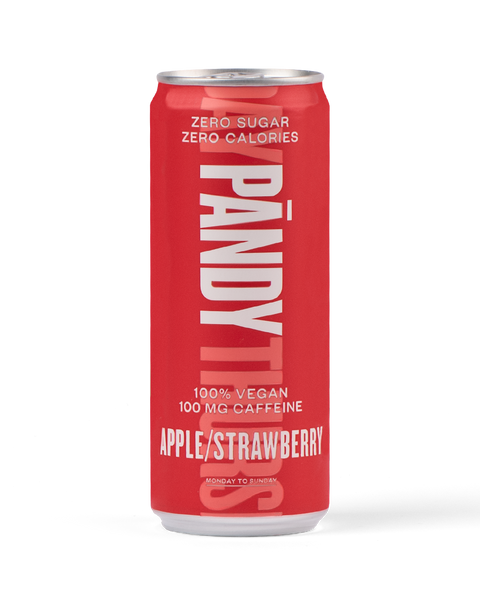 Bilde av Pandy Energy Drink - Apple/Strawberry 330ml