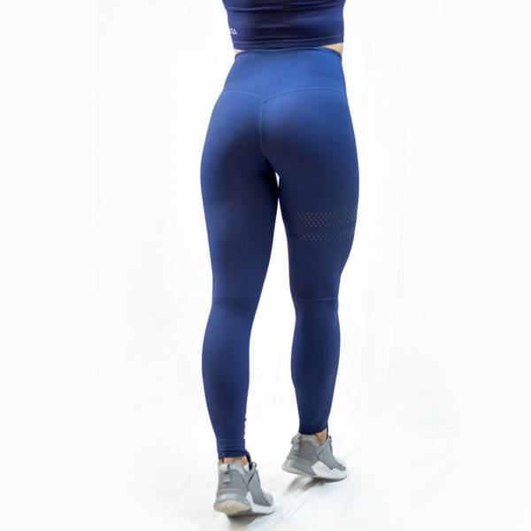 Bilde av BARA Sportswear - Dark Blue Shape Tights
