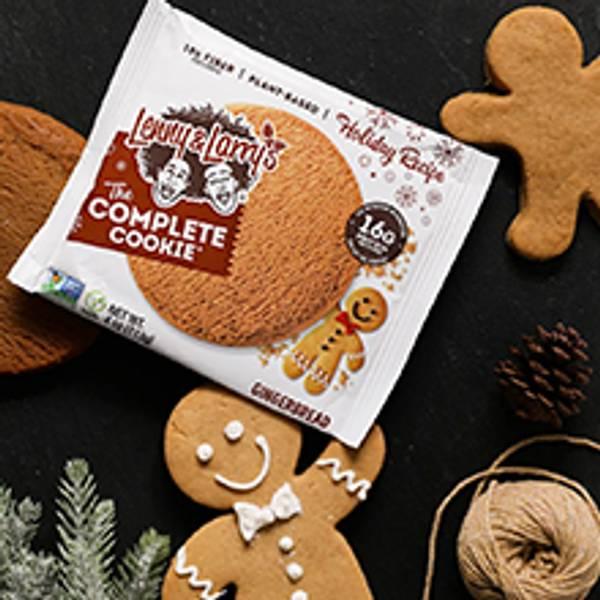 Bilde av Lenny & Larry`s Complete Cookies - Gingerbread 113g