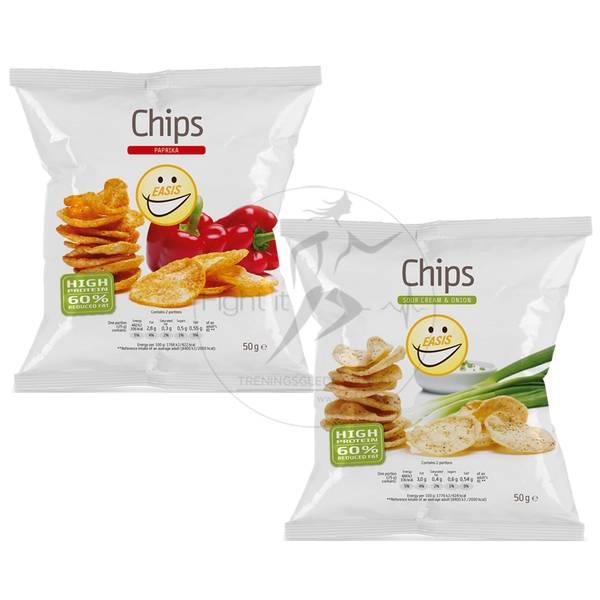 Bilde av EASIS Chips (14x50g)