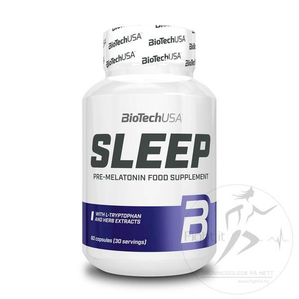 Bilde av BioTechUSA - Sleep 60kap.