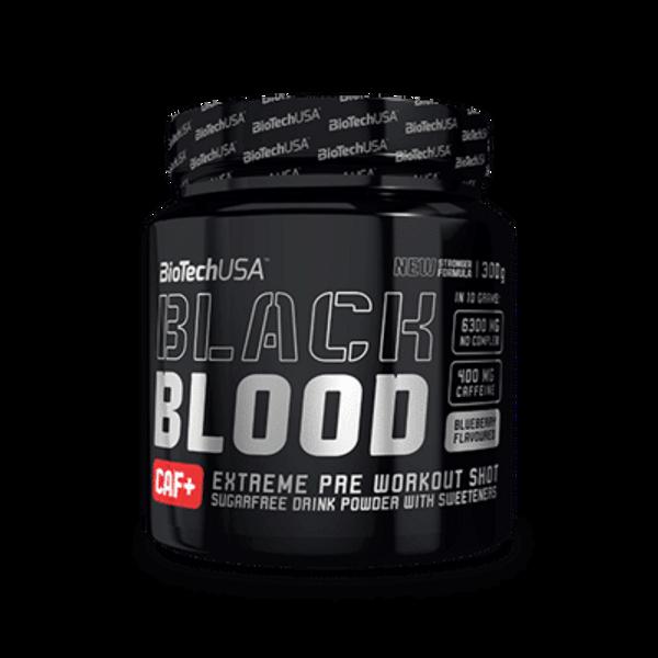 Bilde av BioTechUSA - Black Blood CAF+ - Cola 300g