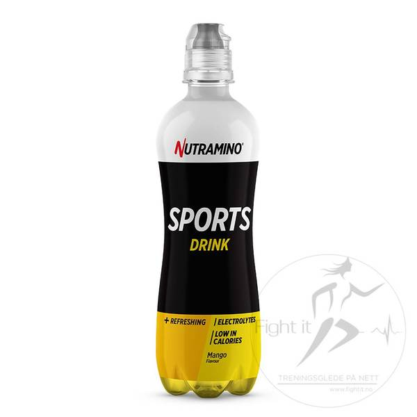 Bilde av Nutramino - Sports Drink Mango 500ml