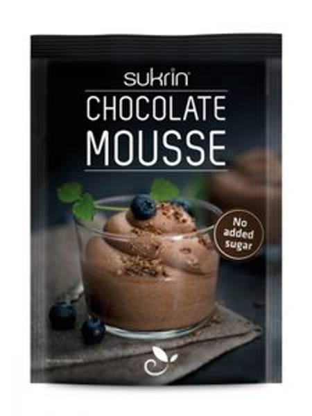 Bilde av Sukrin Chocolate Mousse (8x85g)