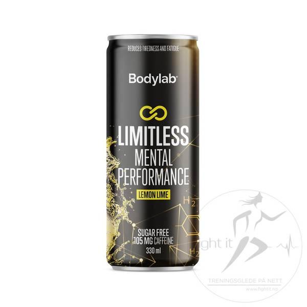 Bilde av Bodylab Limitless Mental Performance - Lemon Lime 330ml