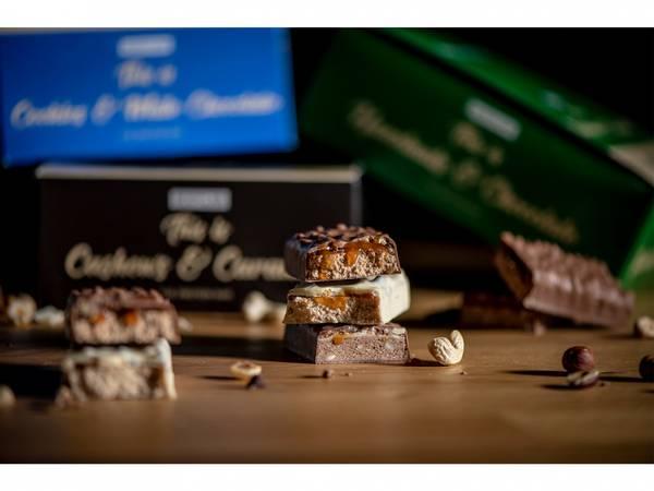 Bilde av Bodylab Protein Bar - Cashew & Caramel 55g