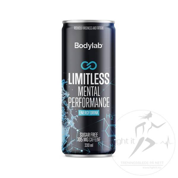 Bilde av Bodylab Limitless Mental Performance - Energy Drink (24x330ml)