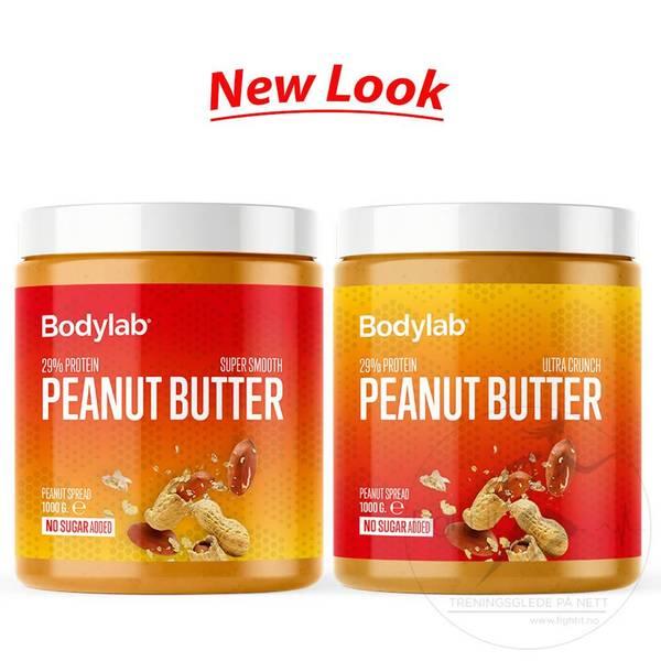 Bilde av Bodylab - Peanut Butter (3x1kg)