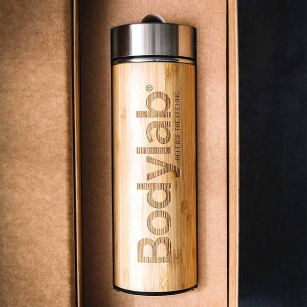 Bilde av Bodylab - Bamboo Shaker Bottle 275ml
