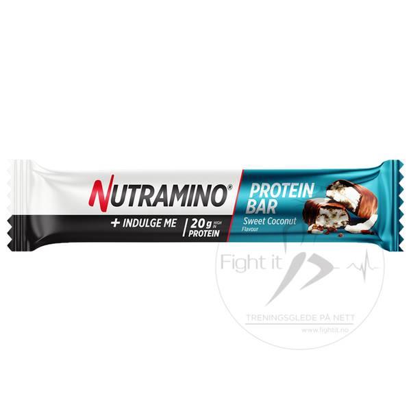 Bilde av Nutramino Proteinbar - Sweet Coconut 66g